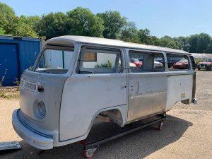 Exterior VW Campervan