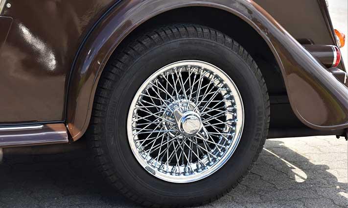 Safe Tyres Classic Car